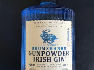 Drumshanbo Irish Gin review