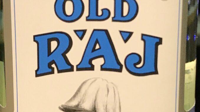 Cadenheads old raj gin review